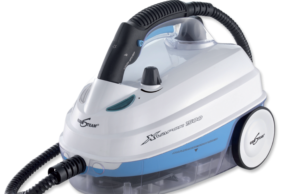 Eurosteam® Xvapor 1500 Nothing Cleans Like Steam